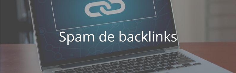 Le spam de backlinks