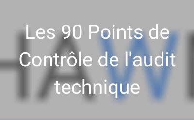 Les 90 points de contrôle de l'audit technique SEO
