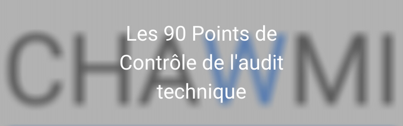 Les 90 points de controle de l'audit technique SEO